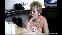 naughty shorthaired blonde milf with a dirty and cockhungry mouth pornhub video