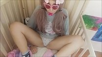 babygirl is really insatiable. he wants to plea...