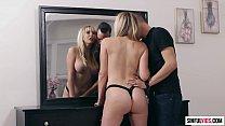 Brett Rossi and Justin Hunt - Action in the Bedroom - Blondage Scene 4