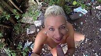 Mandy Mistery geht gern in die Knie und bläst aus freien Stücken ..... dp