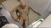 Horny Gay Nudist Masturbates