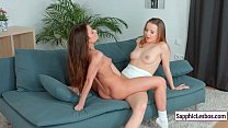 Sapphic Erotica Lesbians Free Video from www.SapphicLesbos.com 11 video