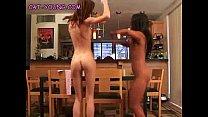Naked Teens Goofing