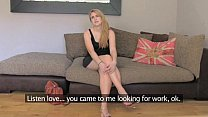 FakeAgentUK Unmatched oral skills from the girl with no gag reflex