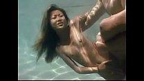 Asian Kara Tai enjoys to fuck underwater!!!