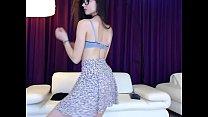 Young teen skirt no panties