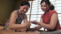 Koike Nao-Beauty shop women cock massaging men