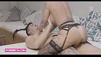 COCK ADDICTION (for women) I fuck a young mechanic in his first job as a gigolo FULL VIDEO ->