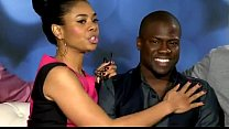 Regina Hall Getting Her Freak On With Kevin Hart, Terrence J, Michael Ealy   More During Think Like | More videos with this girl - likefucker.com