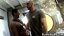 Rafa Madrid and Aitor Crash treat each other with blowjobs