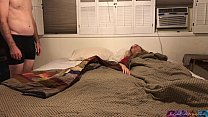 Stepmom shares bed with stepson - Erin Electra - VideoMakeLove.Com