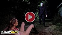 BANGBROS - Kara Lee Encounters Scary Villain In The Woods - download porn videos