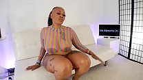 Ms Mysteria DC Nude - Thick Black MILF - She Is Not a Dancer, She Just Moves Like One - Former RearView2.com Model
