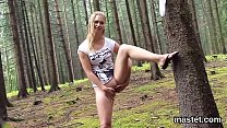 Slutty czech cutie stretches her yummy vagina to the peculiar pornhub video