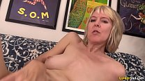 Mature woman Jamie Foster takes big dick's Thumb