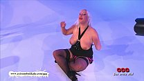 Chubby Chicks do it better! - Extreme Bukkake Image