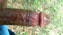 My cock hand job sparm uuuufff