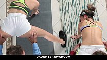 17366 DaughterSwap - Helping Daughters Stretch and Fuck preview