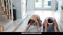 11343 DaughterSwap - Helping Daughters Stretch and Fuck preview