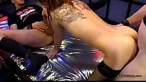 Teen bibi moan gets cums in mouth and facials