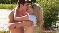 mothersonsex » young girl 18 years loves young boy in public thumbnail