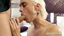 Private.com - Busty Blonde Agent Mila Milan Fucked By Hacker Vorschaubild