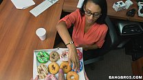 10458 BANGBROS - How to sexually harass your secretary properly preview