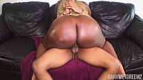 Big Booty BBW Getting Active On The Dick | Deleted Scene