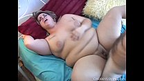 Beautiful beefy blonde BBW is a super hot fuck