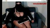 Hot arab bbw niqab صورة
