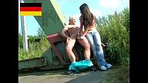German dominant girl handjob Vorschaubild