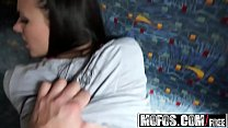 Publick Pickups - (Mea Melone) gets pounded on public transit - MOFOS pornhub video