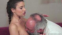 Anita Bellini Loves Old Cock