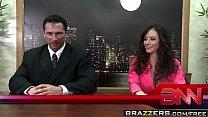 Screenshot S   Big Tits At  Work    Fuck The News Sc    he News Sc