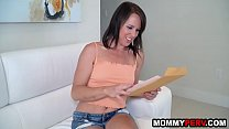 Stepmom blows stepson to reward him for good gr...