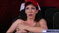 Sex Scene With Big Melon Tits Wife (rayveness) movie-23 Image