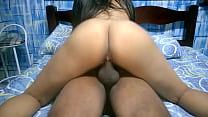 chambinhoenanaputinha BACK TO THE BLUE ROOM look at my husband's vision seeing me ride hot n