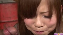 Image: Konatsu Aozona throats cock in heavy XXX scenes  - More at Slurpjp.com