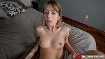 Screenshot Petite Blondie  Pops Out Her Pussy And Lets St ssy And Lets Step