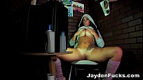 Solo Jerk Off Booth With Jayden Jaymes image