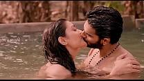 payal rajput kissing