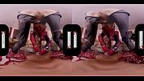 Captain Marvel XXX Cosplay VR Porn