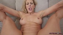 Horny sex Cherie Deville in Impregnated By My S...'s Thumb