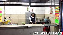 Taco Girl Lilith Lerage spanish porn