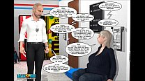 3D Comic: The Chaperone. Episode 105