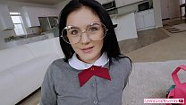Stepsis wants more after being fingered