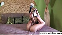 Amateur Hot Girl Insert In Holes All Kind Of Toys clip-31