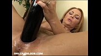 Hot mature toying her snatch