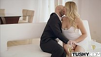 TUSHY Blair Williams Has Hot Anal Sex With Married Man! Preview