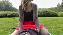 Cute bb rides her BF and gets creampied video